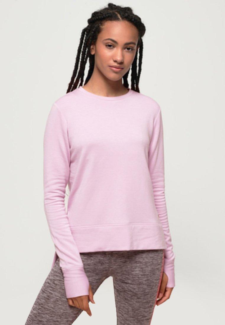 Superdry - ACTIVE STUDIO LUXE  - T-shirt de sport - pink