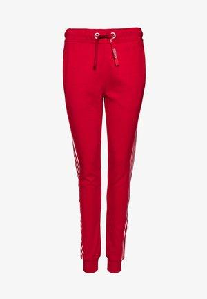 COMBAT - Pantalon de survêtement - red
