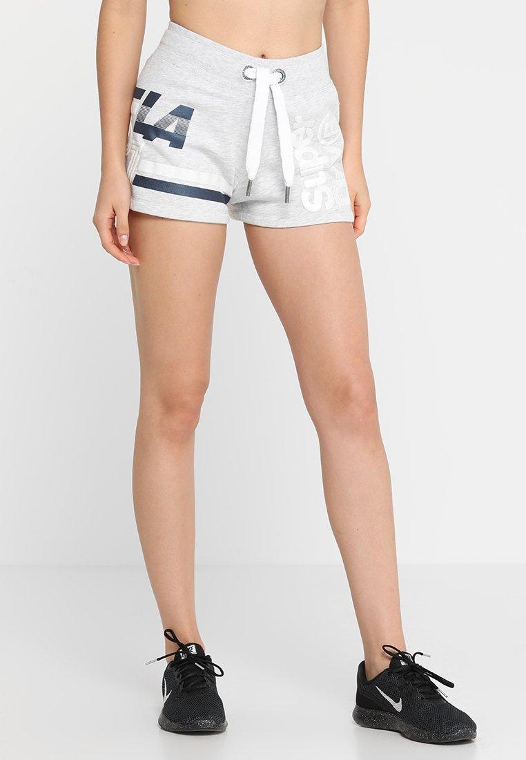 Superdry - LA SPORTING SHORT - Pantaloncini sportivi - ice marl