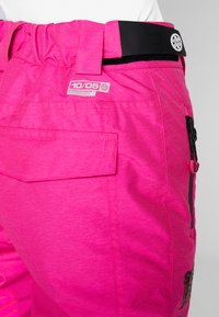 Superdry - Pantaloni da neve - luminous pink - 3