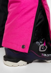 Superdry - Pantaloni da neve - luminous pink - 4