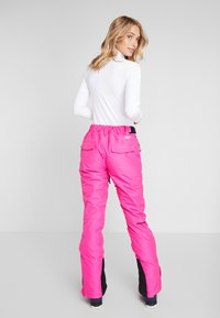 Superdry - Pantaloni da neve - luminous pink - 2