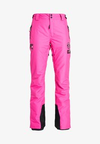Superdry - Pantaloni da neve - luminous pink - 7