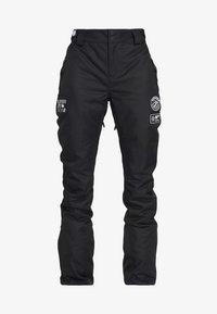 Superdry - Zimní kalhoty - onyx black - 8