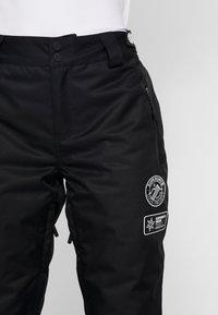 Superdry - Zimní kalhoty - onyx black - 3