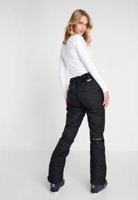 Superdry - Zimní kalhoty - onyx black - 2