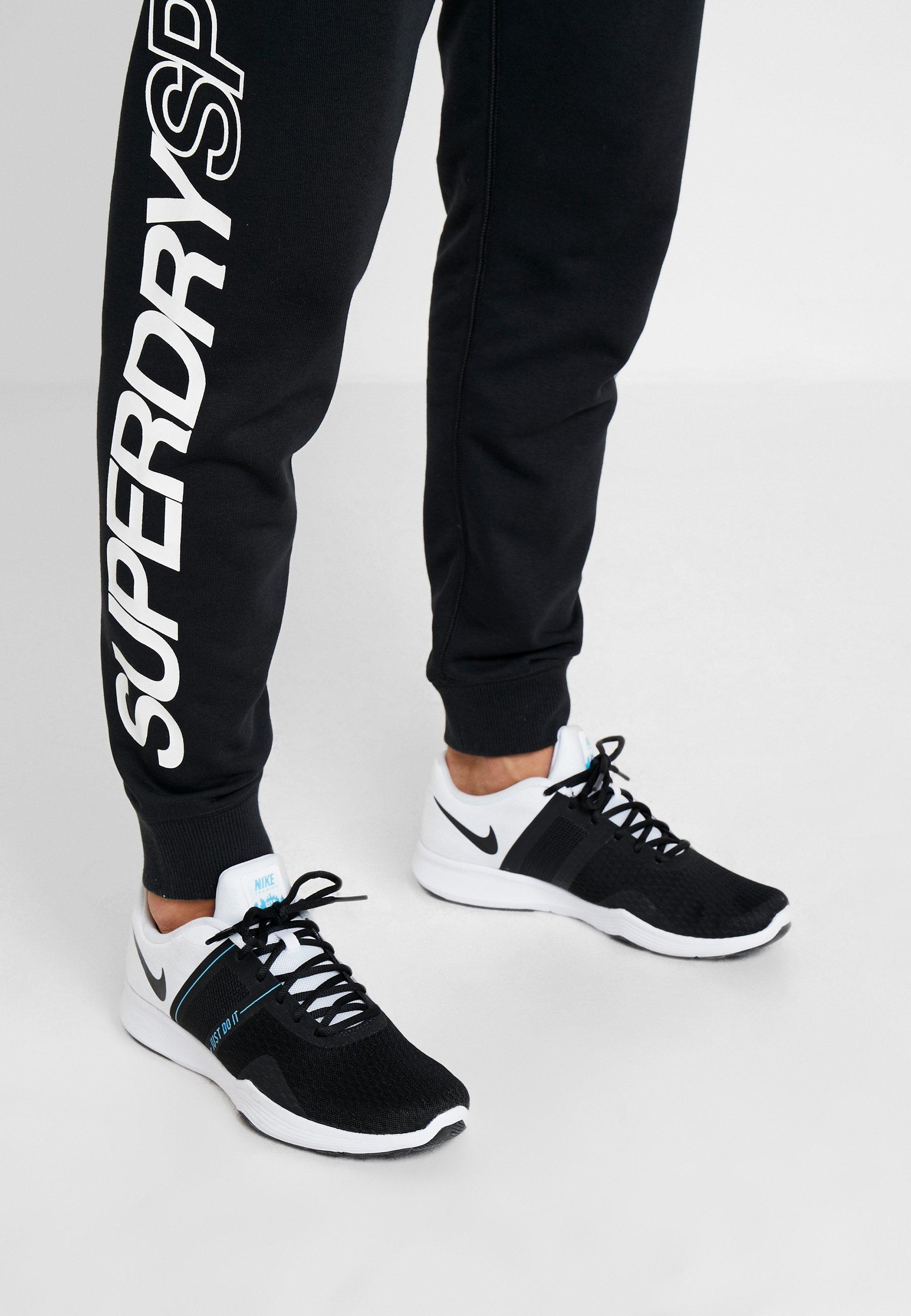Sport Black Superdry Core De JoggersPantalon Survêtement P0ymN8nwOv