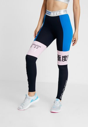 SPORT SPRINT LEGGING - Legging - dark navy