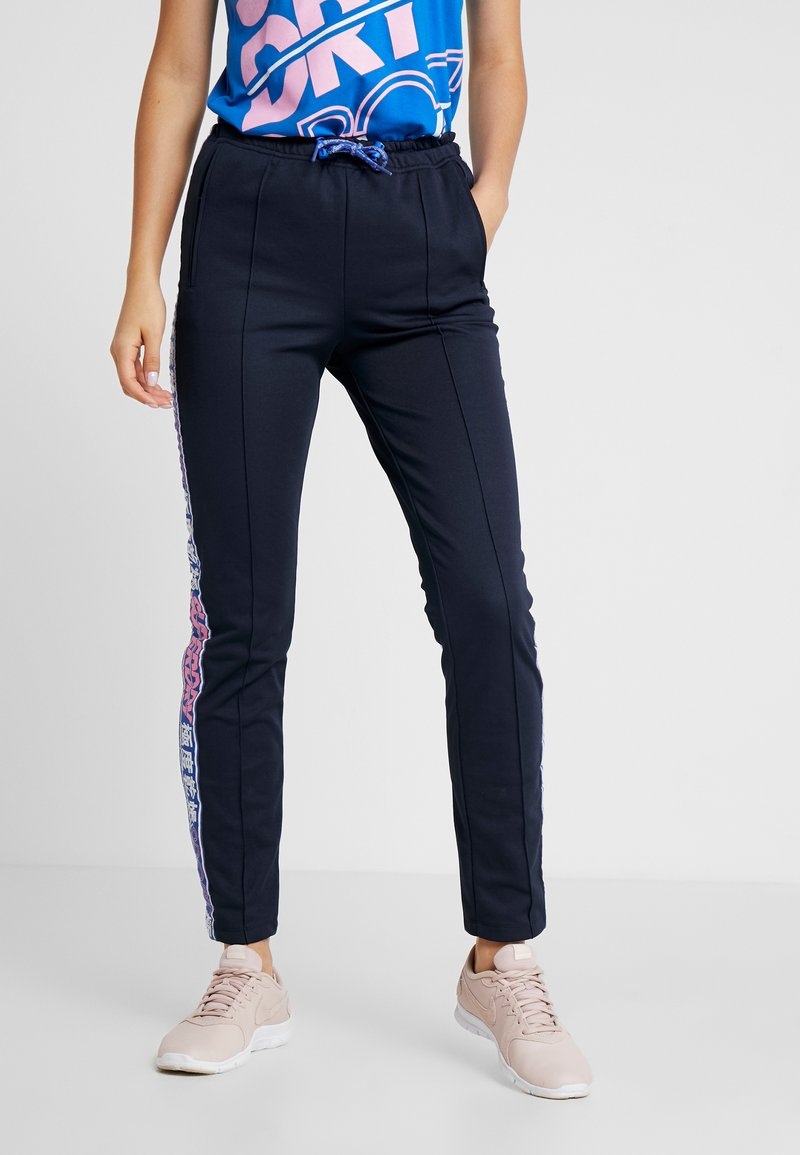 Superdry - SPORT BREAKERS JOG PANT - Jogginghose - dark navy