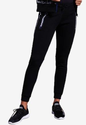 CORE GYM TECH  - Spodnie treningowe - black