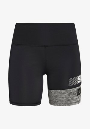 TRAINING GRAPHIC SHORTS - Medias - grey marl