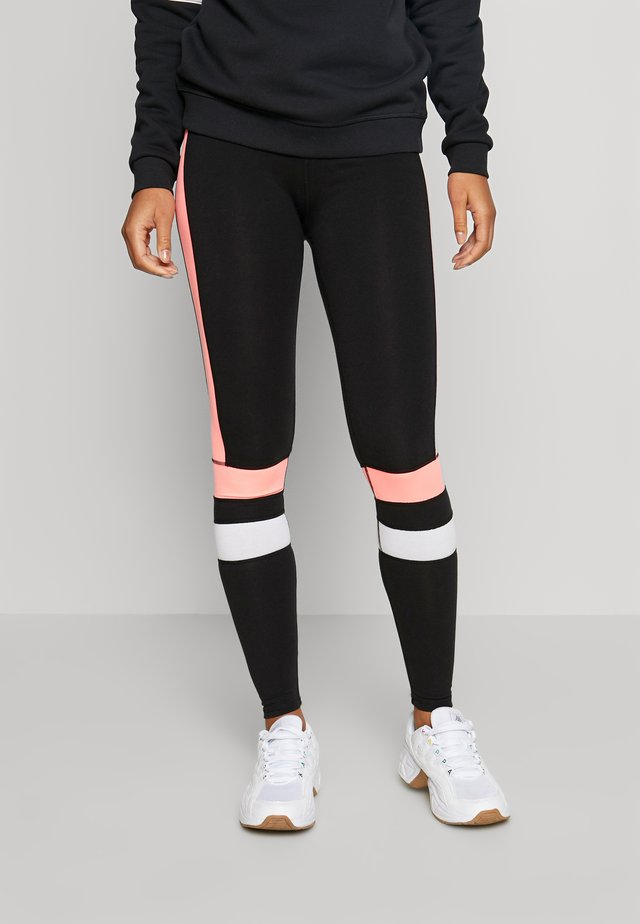 STREETSPORT LEGGINGS - Tights - black