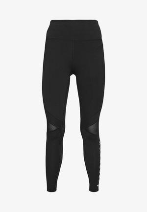 TRAINING DYNAMIC LEGGINGS - Leggings - black