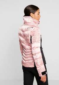 Superdry - LUXE SNOW PUFFER - Ski jas - ice pink metallic - 4