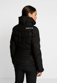 Superdry - LUXE SNOW PUFFER - Skidjacka - onyx black frost - 4