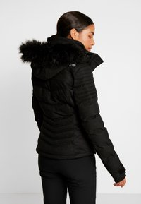 Superdry - LUXE SNOW PUFFER - Skidjacka - onyx black frost - 2