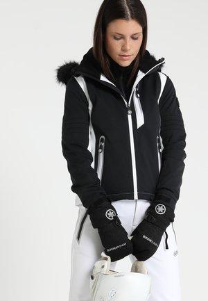 SLEEK PISTE SKI JACKET - Ski jas - black