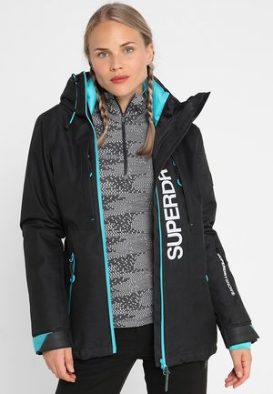MULTI JACKET - Ski jas - wax black
