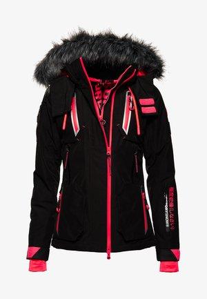 ULTIMATE SNOW ACTION - Ski jas - black