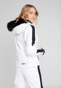 Superdry - SKI CARVE JACKET - Ski jas - arctic white - 2