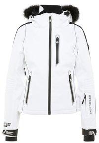 Superdry - SKI CARVE JACKET - Ski jas - arctic white - 11