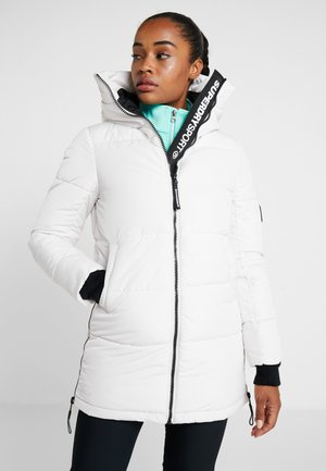 PADDED JACKET - Laskettelutakki - white