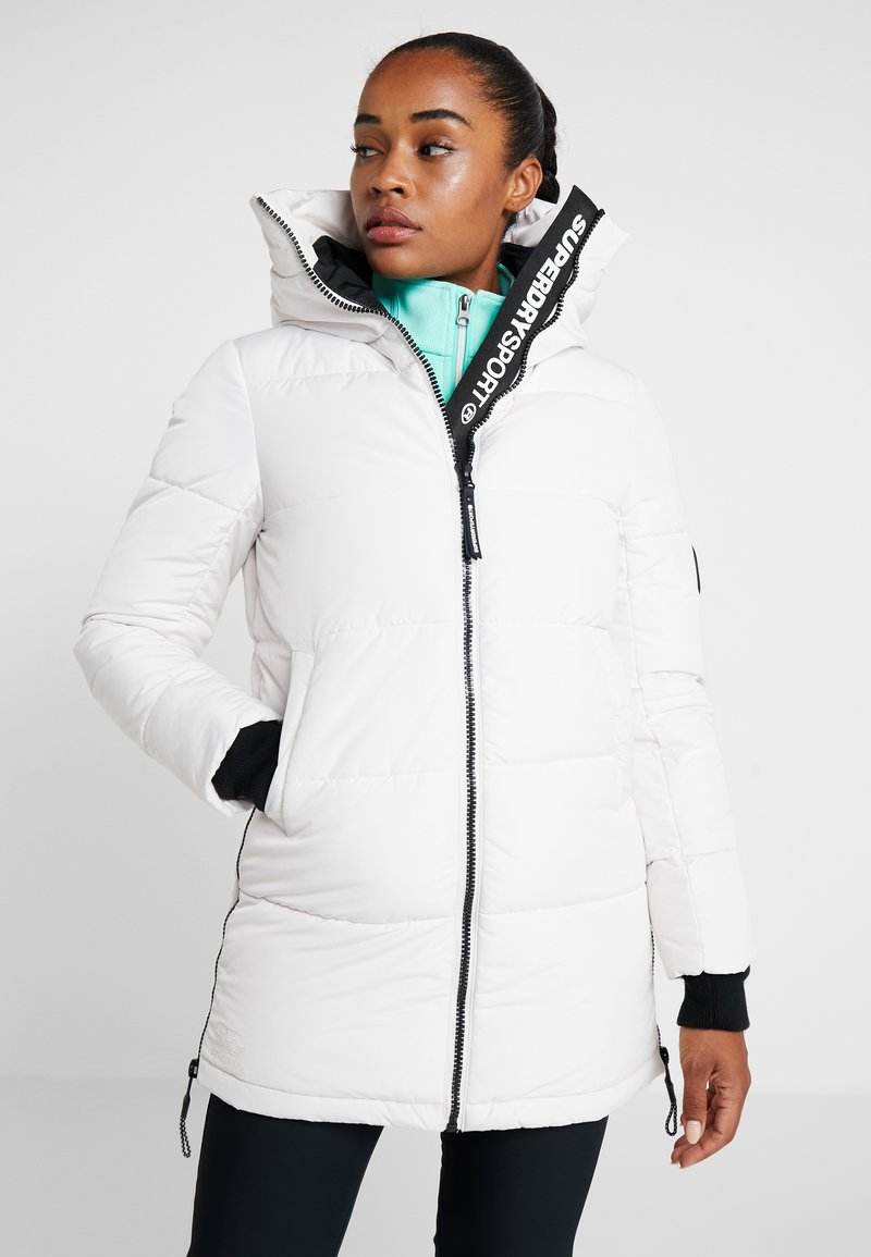 Superdry - PADDED JACKET - Snowboardjacke - white