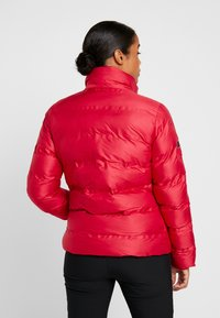 Superdry - KOANDA PUFFER JACKET - Skijakker - raspberry red - 3
