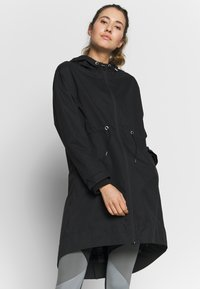 Superdry - STUDIO LONG  - Parka - black - 3