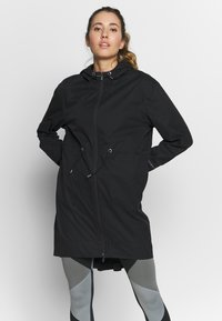 Superdry - STUDIO LONG  - Parka - black - 0