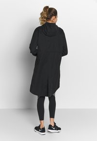 Superdry - STUDIO LONG  - Parkatakki - black - 2