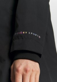 Superdry - STUDIO LONG  - Parkatakki - black - 6