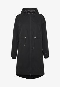 Superdry - STUDIO LONG  - Parkatakki - black - 5