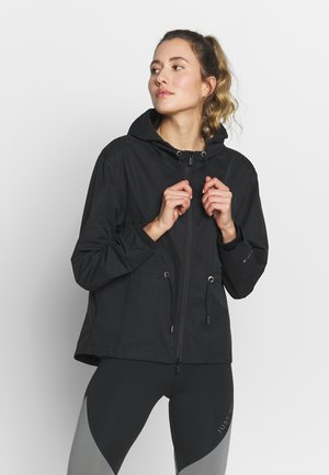 STUDIO - Training jacket - black