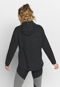 Superdry - STUDIO - Training jacket - black - 2