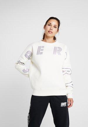 FLASH SPORT CREW - Sweatshirt - flash optic