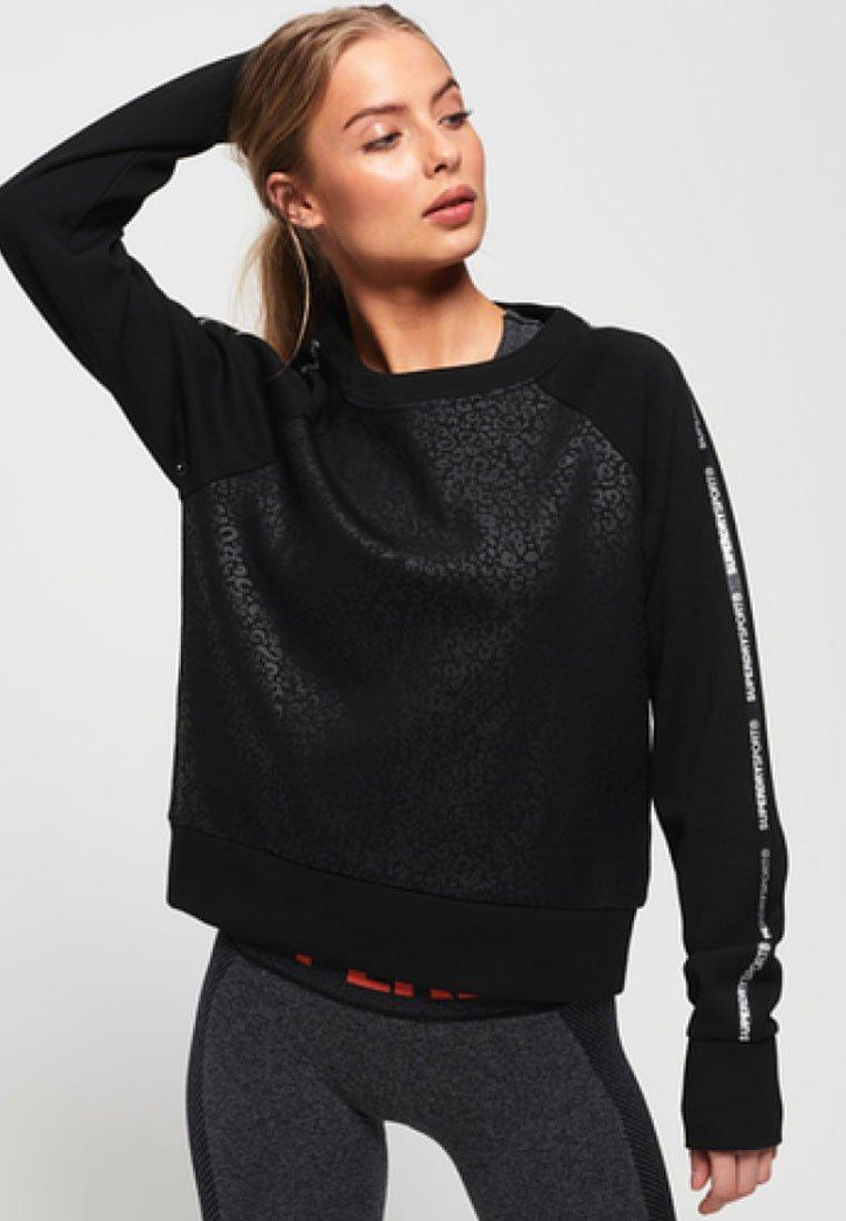 Superdry - Sweatshirts - black