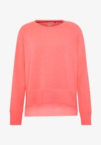Superdry - STUDIO CREW - Sweatshirt - phosphorescent coral - 3