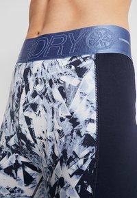 Superdry - CARBON BASELAYER - Onderbroek - frosted blue ice/vortex navy - 5