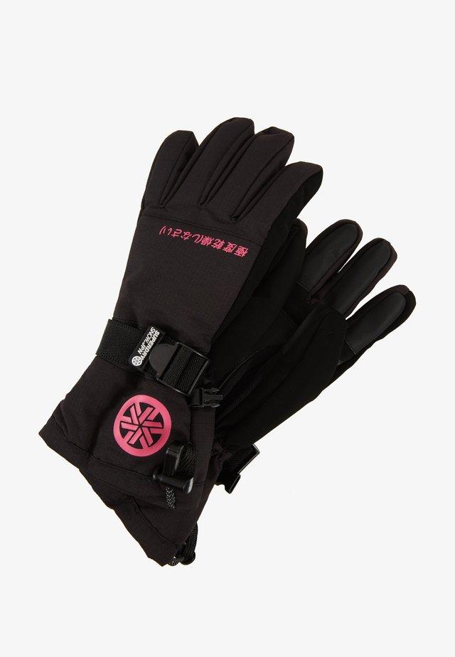 ULTIMATE SNOW RESCUE GLOVE - Fingervantar - onyx black