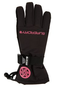Superdry - ULTIMATE SNOW RESCUE GLOVE - Gloves - onyx black - 2