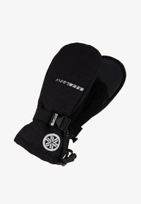 Superdry - ULTIMATE SNOW RESCUE MITTEN - Muffole - onyx black frost - 1