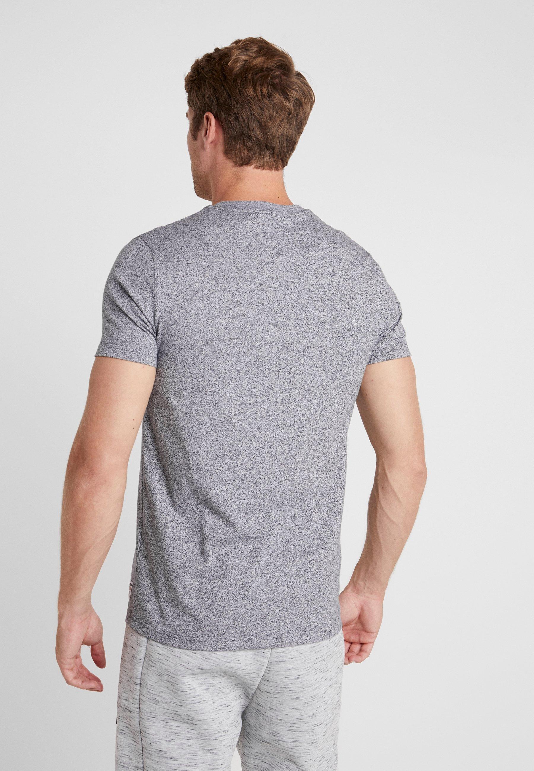 Stampa Superdry Box Con Grit Grey Speed shirt TeeT rtCdsQh