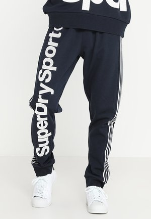 COMBAT SPORT PANT - Pantalones deportivos - navy