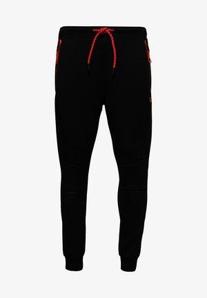 GYM TECH  - Pantalones deportivos - black
