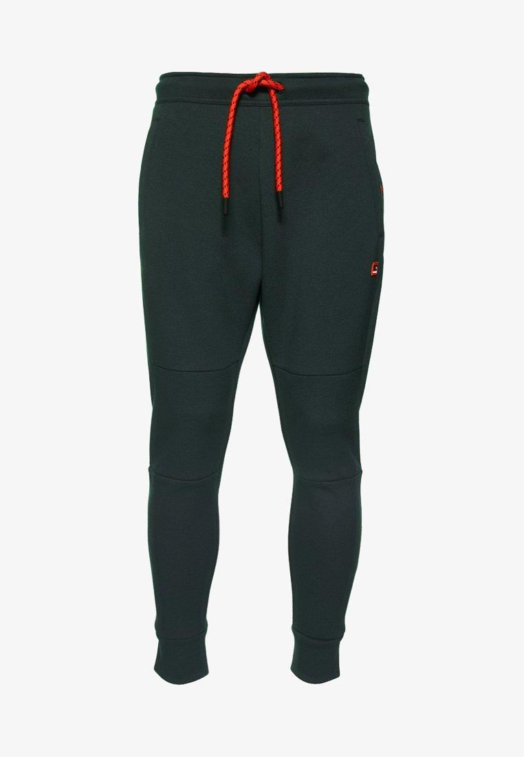 Superdry - GYM TECH - Pantalones deportivos - olivgrün