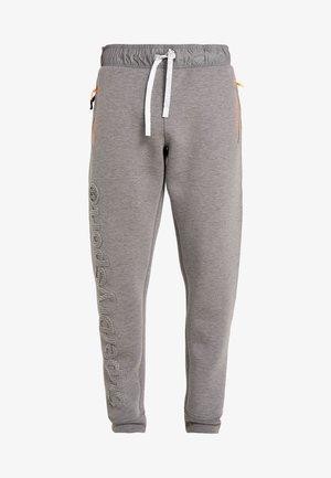 COMBAT JOGGER - Teplákové kalhoty - dark marl