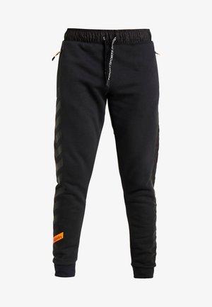COMBAT BOXER JOGGER - Pantalones deportivos - black