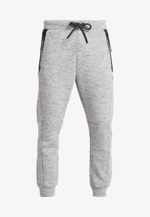 CORE GYM TECH - Pantalon de survêtement - light grey marl
