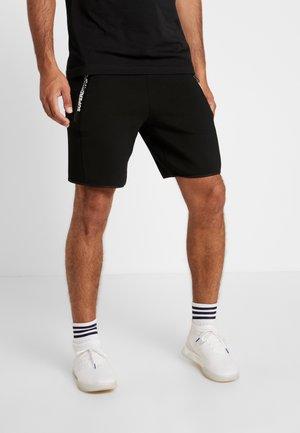 CORE GYM TECH SHORT - kurze Sporthose - black